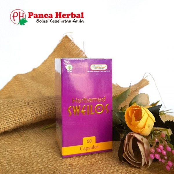 Herbamed Sweilos, herbal panas dalam, obat sariawan, radang tenggorokan, obat amandel, panas dalam