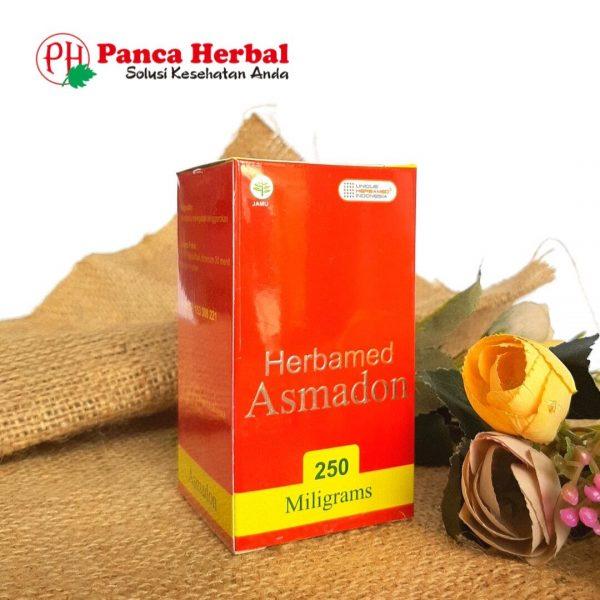 Herbamed Asmadon, obat asma, obat asma paling ampuh