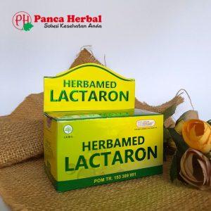 Herbamed Lactaron, makanan memperbanyak asi, mempelancar, asi, ibu menyusui,