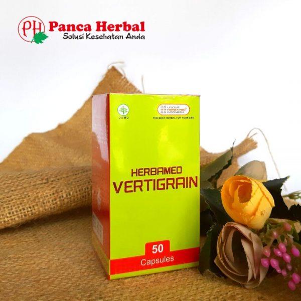 Herbamed Vertigrain, migrain, sakit kepala, obat sakit kepala