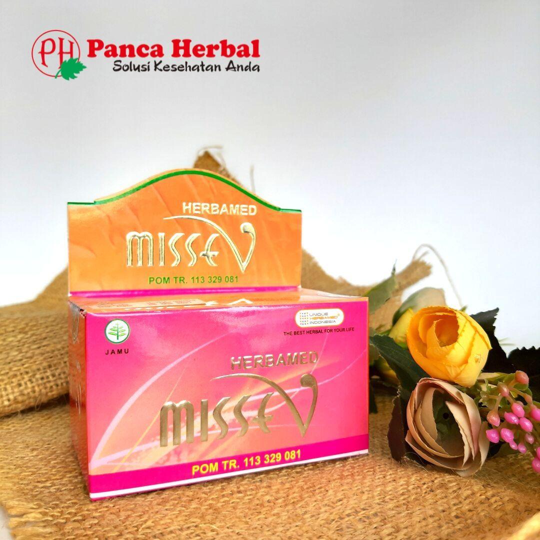 Herbamed Missev, Panca Herbal, Herbal Kewanitaan, Herbal Keputihan