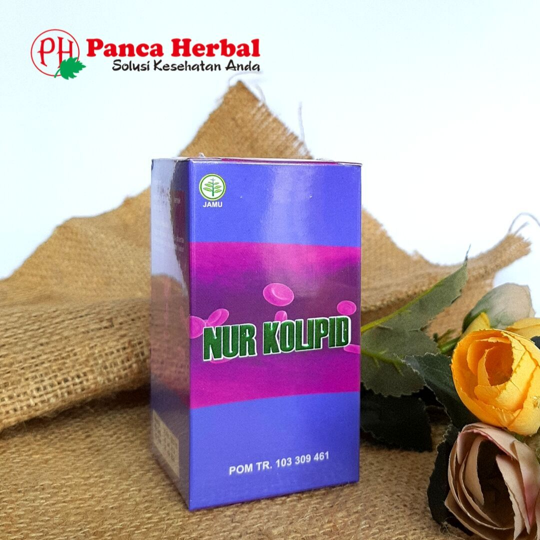 Herbamed Nur Kolipid – Herbal untuk Kolesterol