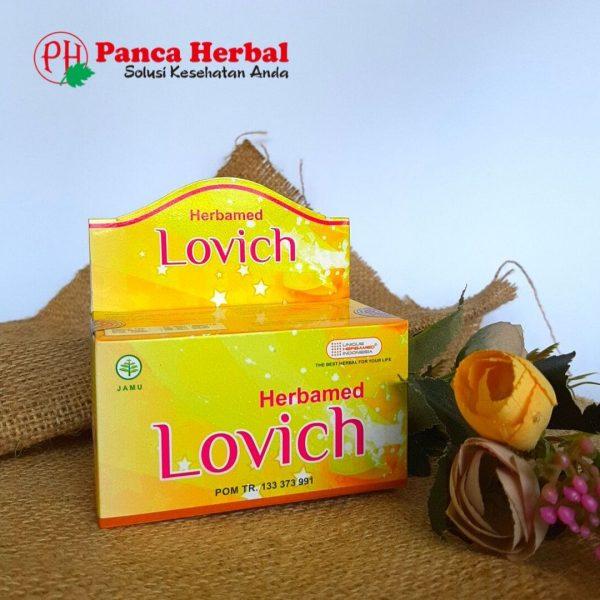 Herbamed Lovich, Panca Herbal, Herbal Kesehatan Jantung